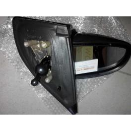 Зеркало левое механическое с подогревом Chevrolet Aveo T200 (Шевроле Авео Т200) 96406182
