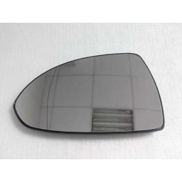 Зеркальный элемент правый Опель Корса Д (Opel Corsa D)