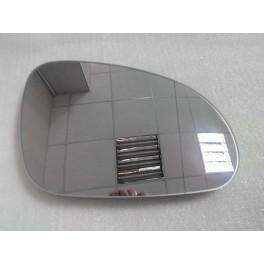 Зеркальный элемент правый с обогревом Volkswagen Jetta V (Фольксваген Джетта 5)