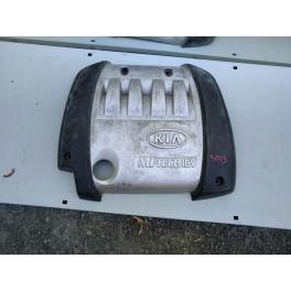 Крышка двигателя на Hyundai - Kia Spectra (Киа Спектра)