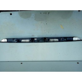 Хром на крышку багажника на Infiniti Q50 V3 (14-18)