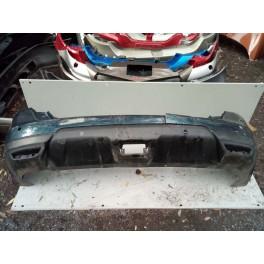 Задний бампер на Nissan X-trail T32 (ниссан икстрейл Т32)