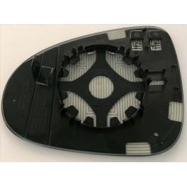 Зеркальный элемент правый на Volkswagen Touareg (Фольксваген Таурег) 9582554E 5252