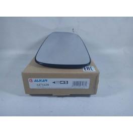 5425 Зеркальный элемент левый на Opel Astra H (04-11) 6471438