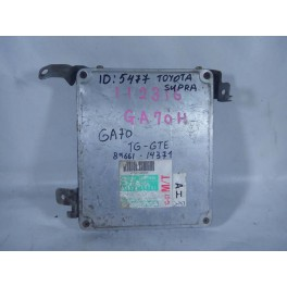 5477 Блок управления двигателем на Toyota Supra (88-93) 8966114371