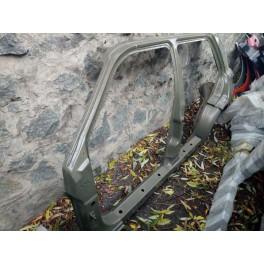 5551 Боковина кузова левая на Lifan Smily F5400010