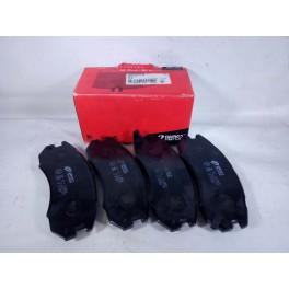 5554 Колодки тормозные передние на Subaru impreza / legacy 019112