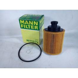 5558 Фильтр масляный на Fiat  HU7127X
