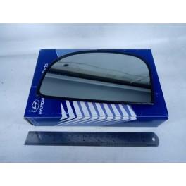 5568 Зеркальный элемент на Hyundai getz (02-05) 876111С000