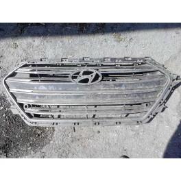 5622 Решетка радиатора на Hyundai Elantra (16-19) 86351F2100