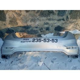 5775 Бампер задний на Hyundai Solaris 2 17-18) 86611H5000