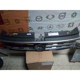 5802 Решетка радиатора с хромом на Volkswagen Tiguan 5NA853653