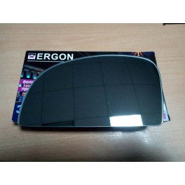 5829 Зеркальный элемент левый с обогревом на Hyundai Getz 39120208