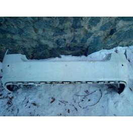5997 Бампер задний на skoda rapid (13-17) 60u807421b