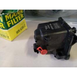6333 Топливный фильтр на Ford Focus II (05-08) WK9392