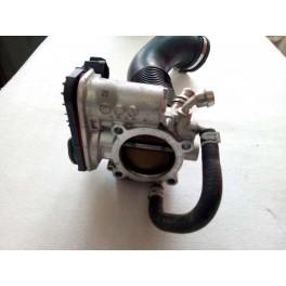 6355 Заслонка дроссельная на Opel Astra J  55561495