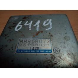 6419 Контроллер рулевой на Mitsubishi diamante / Sigma MB818072