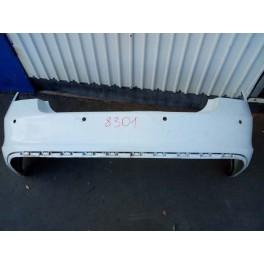 8301 Задний бампер на Skoda Rapid с 2013 г. 60u807421b