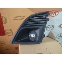 8481 Заглушка ПТФ левая Chevrolet cruze рестайлинг 95093364