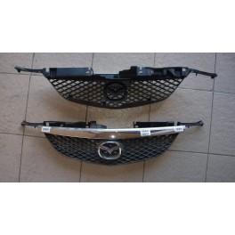 Решетка радиатора верхняя Mazda Premacy (Мазда Премаси)