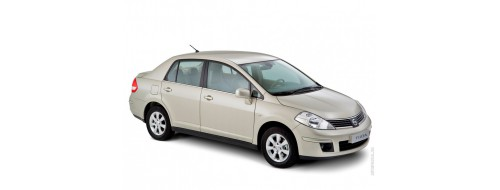 Запчасти Nissan Tiida (Ниссан Тиида)