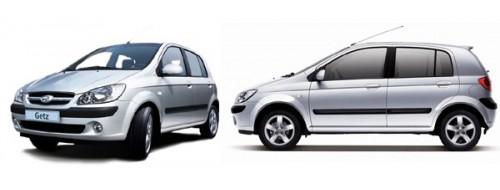Запчасти Hyundai Getz 2 (Хендай Гетц 2) в наличии Челябинск доставка в регионы рестайлинг