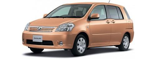 Запчасти Toyota Raum