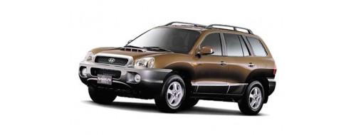 Запчасти Hyundai Santa Fe (Хендэ Санта Фе) в наличии Челябинск доставка в регионы