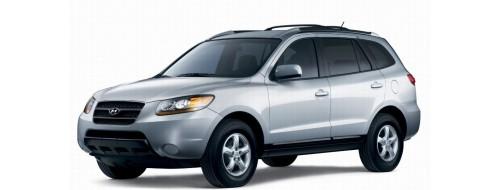 Запчасти Hyundai Santa Fe (Хендэ Санта Фе) с 2006 года в наличии Челябинск доставка в регионы