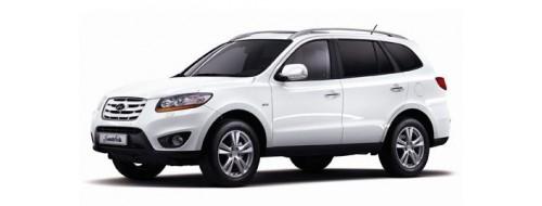 Запчасти Hyundai Santa Fe (Хендэ Санта Фе) в наличии Челябинск доставка в регионы 2010 год рестайлинг