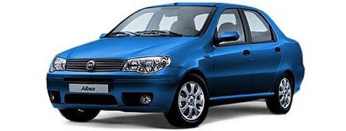 Запчасти Fiat Albea Фиат Альбеа рестайлинг 2006