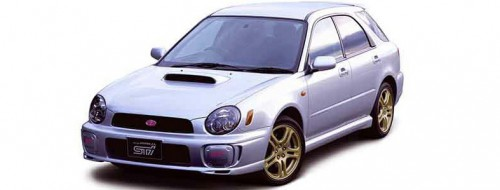Запчасти Subaru Impreza gg2 / gg3 (Субару Импреза гг2 / гг3) Лупатая
