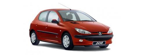 Запчасти Peugeot 206 (Пежо 206) 1997 - 2011, новые, б/у, оригинал, аналог, дубликат, авторазбор, каталог, Челябинск