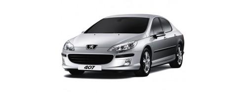 Запчасти Peugeot 407 (Пежо 407) 2004 - 2010, новые, б/у, оригинал, аналог, дубликат, авторазбор, каталог, Челябинск
