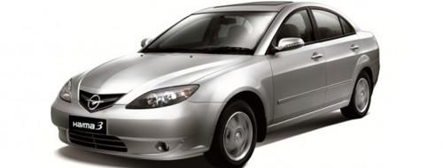 Авто запчасти для автомобилей китайской марки Haima 3 (Хайма 3)