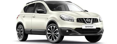 Купить запчасти Nissan Qashqai+2 (Ниссан Кашкай+2)