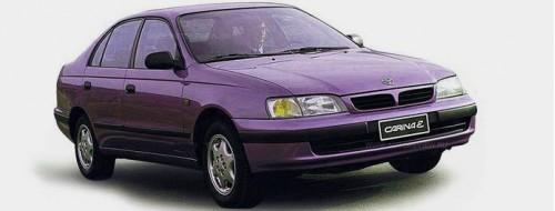 Запчасти Toyota Carina E