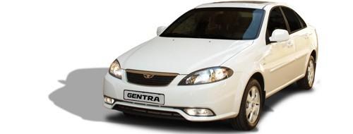 Запчасти Daewoo Gentra (Дэу Гентра) купить в Челябинске