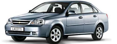 Запчасти Chevrolet Lacetti седан (Шевроле Лачетти)