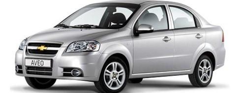 Запчасти Chevrolet Aveo/Kalos седан (Шевроле Авео седан) (T250) zaz vida (Заз Вида)