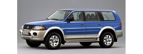 Запчасти Mitsubishi Pajero Sport (Митсубиси Паджеро Спорт) (96-05 год)